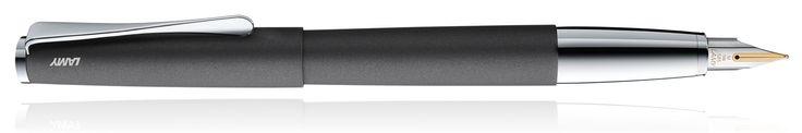 Lamy Studio Fountain Pens in platinum grey