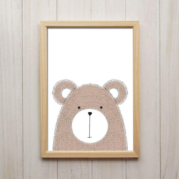 Du bist einzigartig Smart Art Kunstdrucke Löwe Druck A4