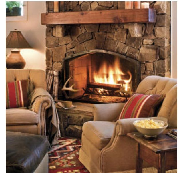 AJK Holdings Fireplace Inspiration #Fireplace
