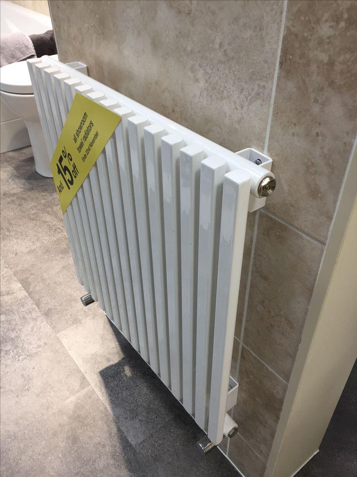 Wicks radiator