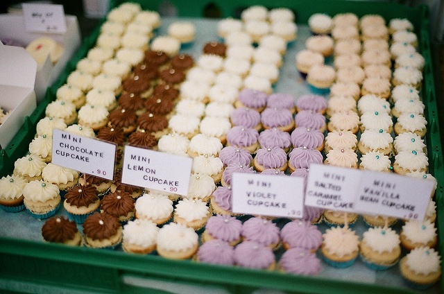 Violet Bakery stall, Broadway Market, London. by Everything reminds me of you