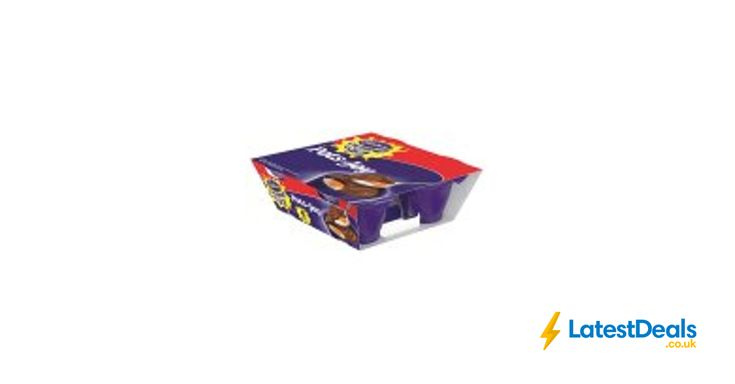 Cadbury Limited Edition Creme Egg Pots of Joy, £1 at ASDA