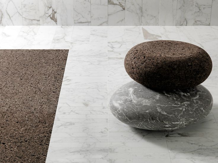 Indoor marble wall/floor tiles HANA by Kreoo