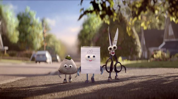 Google Android 'Rock, Paper, Scissors' on Vimeo