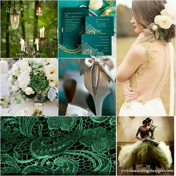 verde smeraldo ispiration, 2015
