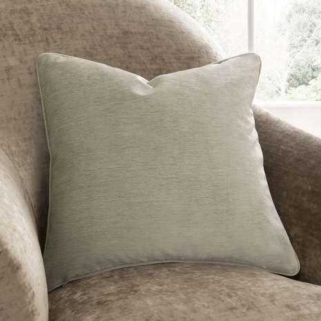 Dorma Cream Lymington Cushion