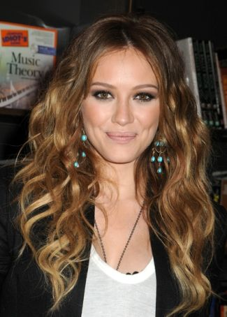 Ombre haircolor done right.