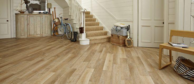 Karndean Designflooring - KP94 Pale Limed Oak - Australia