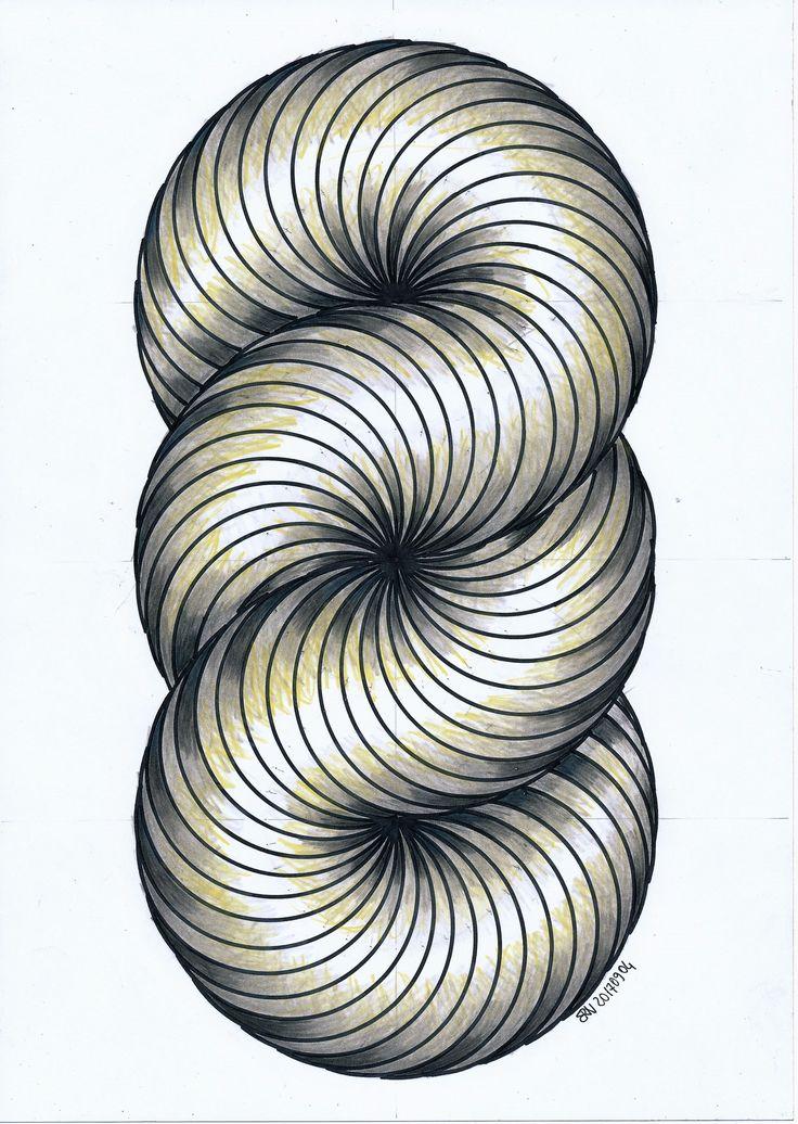 #toroid #torso #torus #geometry #symmetry #handmade #mathart #regolo54 #escher #circle #disk