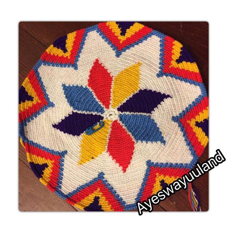Yeni bir başlangıç #wayuu #wayuubag #wayuutribe #sarı #mavi .#mor #beyaz #turuncu #yazamerhaba #crochet #çanta #heybe #yeni̇ #new #kocaeli #eskişehir #karamürsel #tarz #handmade #elemeği #elişi #istanbul #ankara http://turkrazzi.com/ipost/1524286130325130901/?code=BUnWijWFY6V