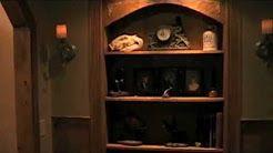 Secret DIY Bookcase Door - YouTube