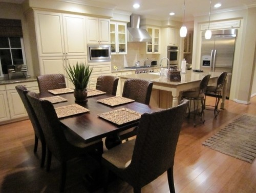 Open Kitchen Cabinets Pinterest