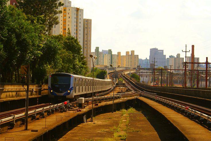 41 fotos que contam a história do Metrô de São Paulo – Via Trolebus