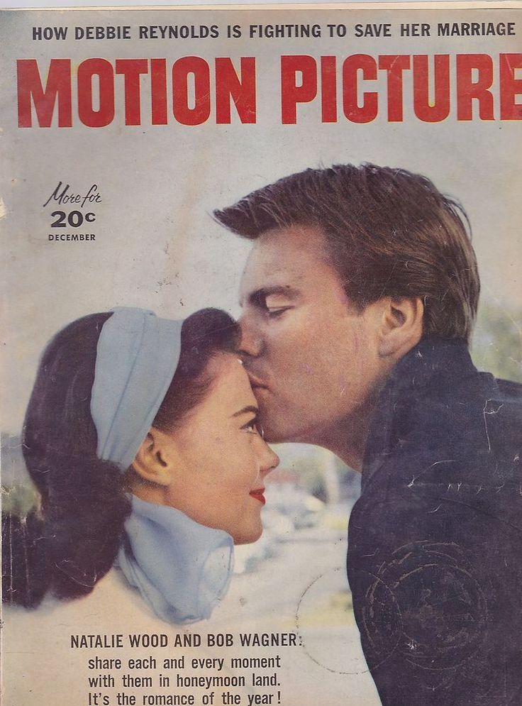 vintage movie magazines   DEC 1957 MOTION PICTURE vintage movie magazine NATALIE WOOD   eBay
