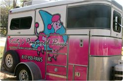 Mobile Dog Grooming Fort Worth