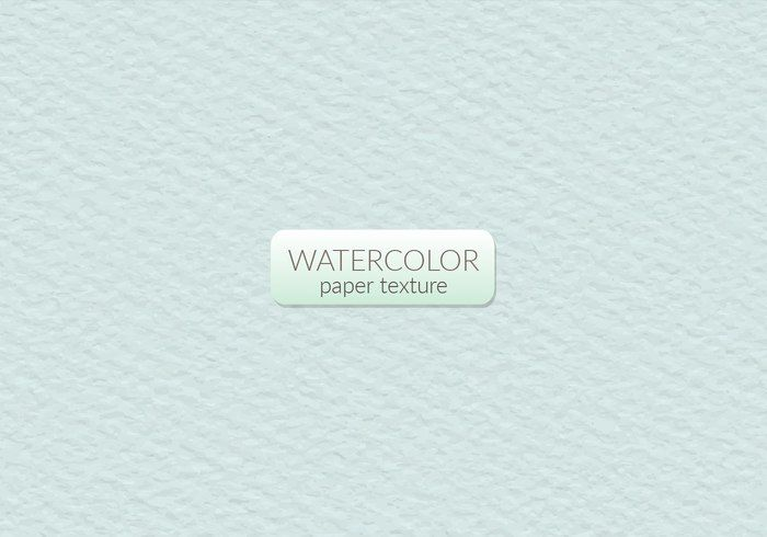 Blue Vector Watercolor Paper Texture