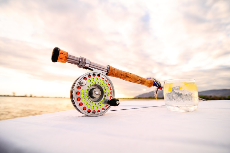 Fly fishing and a Gin & Tonic anyone?