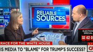 "WATCH: Amy Goodman Tells CNN the Media is ""Manufacturing Consent"" for Trump While Silencing Sanders"