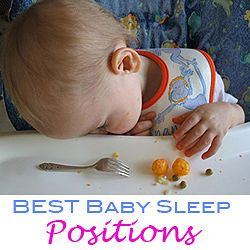 Best baby sleeping positions... serious article but hilariously adorable photos
