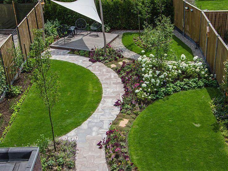 Garden Layout Ideas Modern Design In 2020 Small Garden Plans Garden Design Layout Minimalist Garden