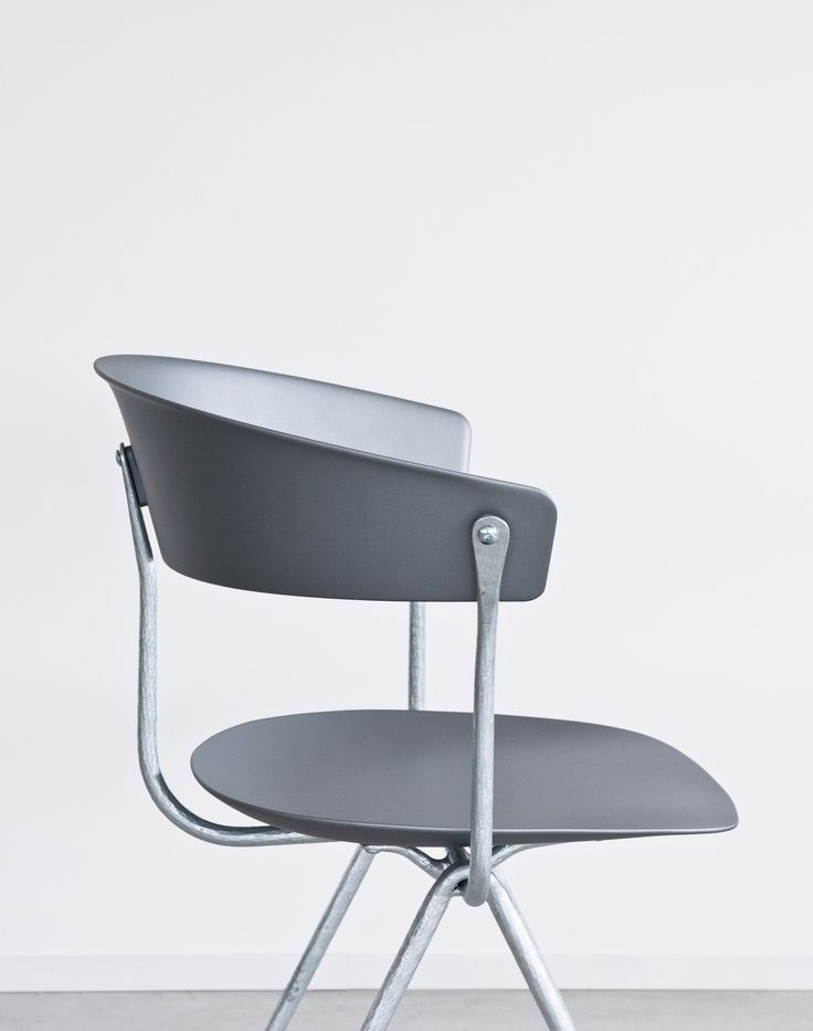 OFFICINA Stuhl aus Polypropylen Kollektion Officina by Magis Design Ronan