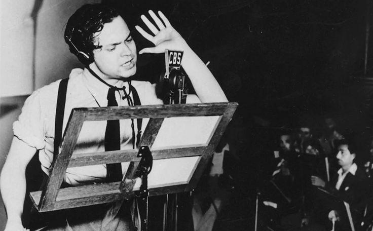 Invasão alienígena narrada por Orson Welles vai dar um filme – Comunidade Cultura e Arte