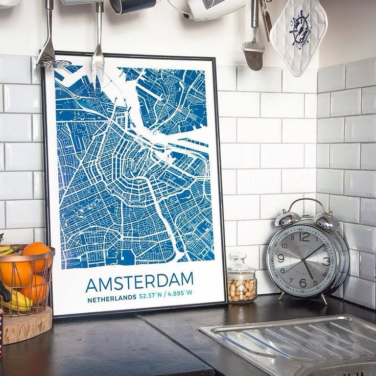 Design a beautiful map poster of ANY place. Takes just a few clicks!