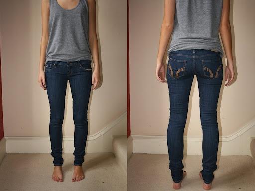 hollister school pants - photo #39