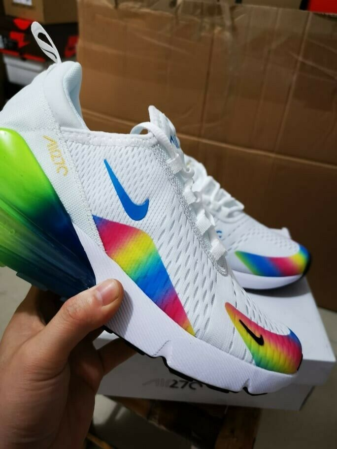 Nike Air Max Rainbow Shoes For Men IndianQ | Shop Yours Needs