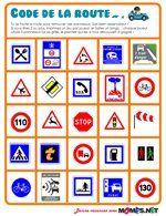 Le code de la route - Momes.net