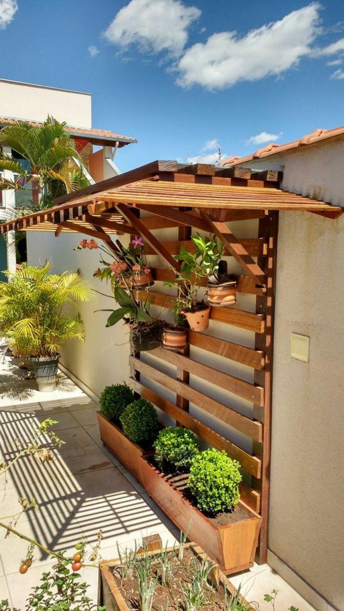 Comment Amenager Un Mur De Jardin ▷ 1001 + idées pour habiller un mur extérieur + murs