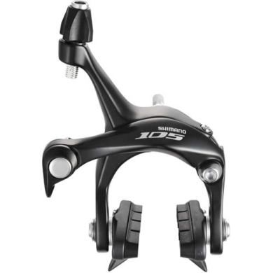 Shimano 105 5700 Brake Calipers - Black - Pair