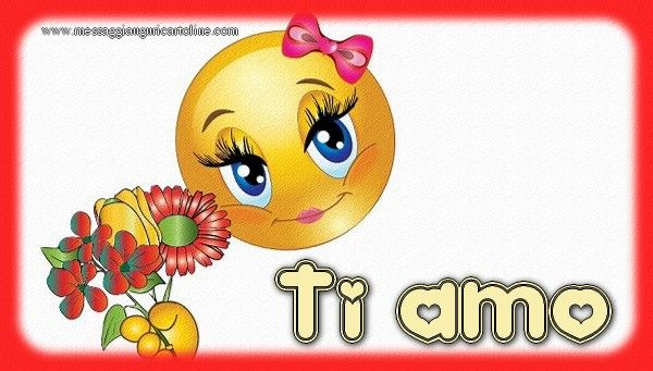 Ti amo!