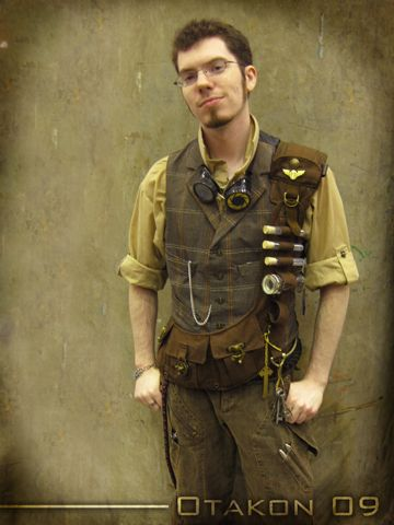 The Steampunk Tribune: Your chance to help with an academic Steampunk study!