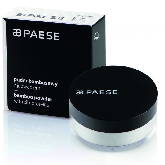 Puder bambusowy #makeup #paese http://sklep.paese.pl/p/288-puder-bambusowy