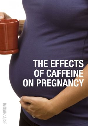 Check out how caffeine can effect your pregnancy here!