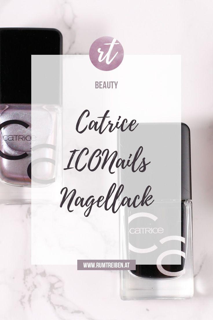 Catrice ICONails Nagellack