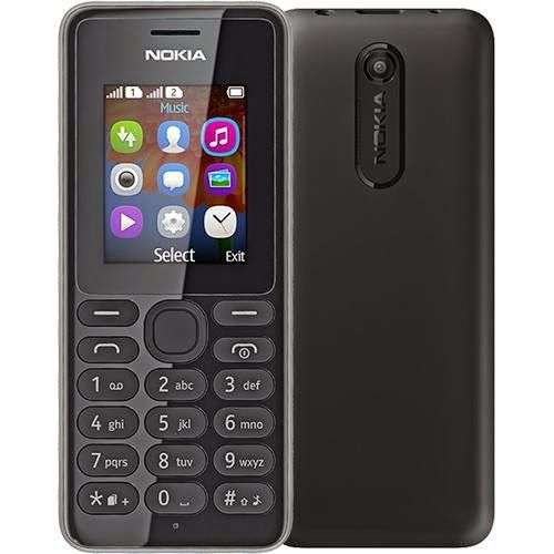 Nokia 108 Specifications and Review