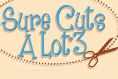 """""""Sure Cuts A Lot"""" is an easy to use software to cut virtually any shape with your electronic cutting machine. Cut TrueType fonts, SVG files, images, & even draw your own shapes giving you endless possibilities!"""
