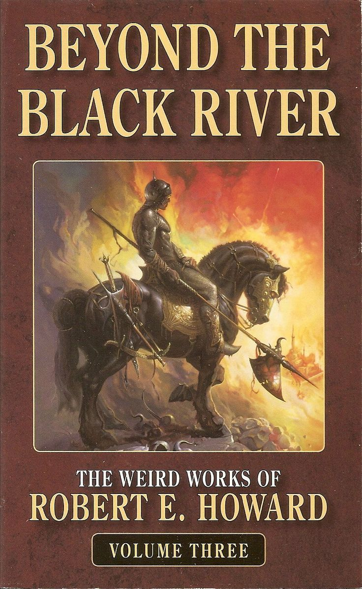 Book Cover White River : Weird works of robert e howard volume three beyond the