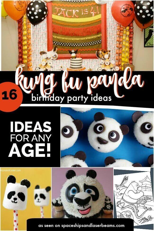 Amazing Kung Fu Panda Birthday Party Ideas Both Boys and Girls Will Love