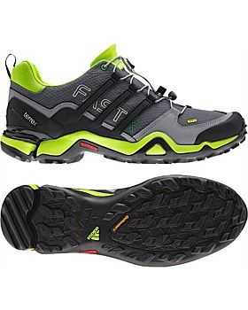 The Terrex Fast Hiking shoe from Adidas is a lightweight, athletic hiking shoe for the outdoor Male athlete. Grippy Continental rubber and formation for better control. Forefoot plate and apiprene+ protects and cushions your feet on any adventure. Features: Outdoor specific formotion unit for enhanced motion control and downhill comfort. Buy Now: http://www.outsidesports.co.nz/Brands/Adidas/ADIM22938/Adidas-Terrex-Fast-Hiking-Shoes-Men%27s.html#.VFvoC7Suqsk