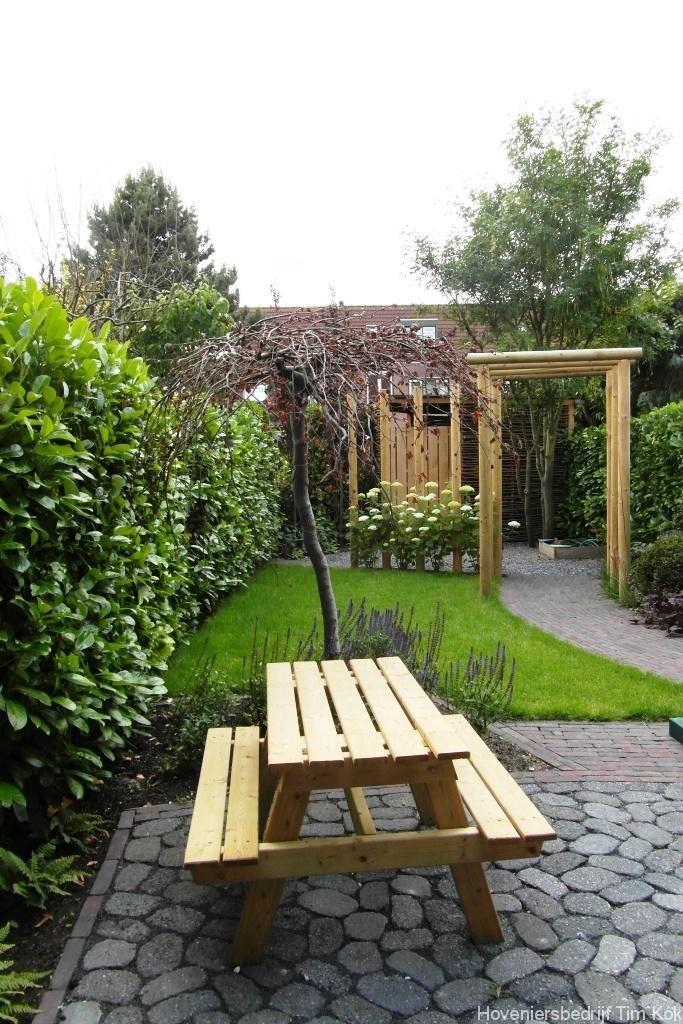 Idee kleine tuin indelen beelden : 25+ beste ideeën over Kleine tuin ontwerpen op Pinterest ...