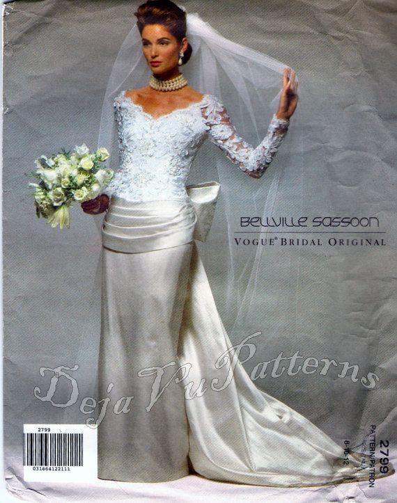 Celebrity Wedding Dresses 1990s : Wedding dressses