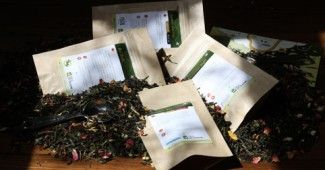 Tea Sparrow.  Every month, they sample premium loose leaf teas and deliver the tastiest to your door. Only $20 a month!