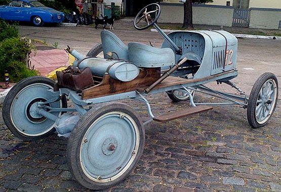 Baquet Ford T 1925   Autos Clasicos y Antiguos en venta   Caronce.com - Autos Clasicos