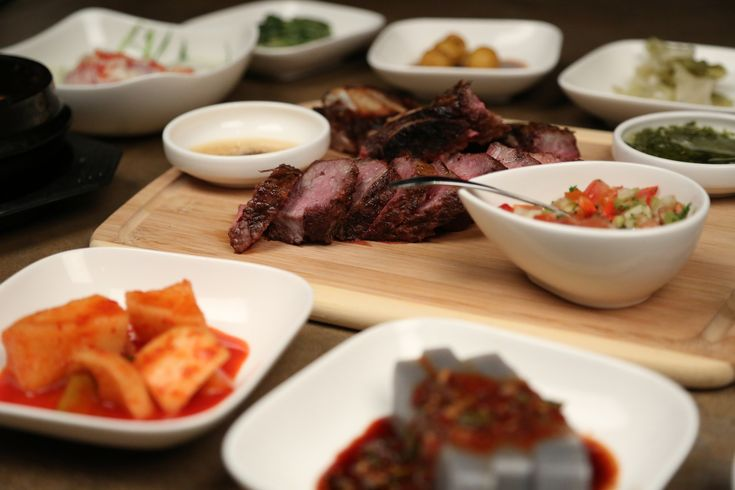 Indulge all five sensory receptors with our menu. Our premium quality Korean meats are served alongside authentic side dishes (banchan) and fresh salads. We also provide an asado experience. Enjoy it alone, or pair the ribs with essential achuras for a complete parrillada combination.