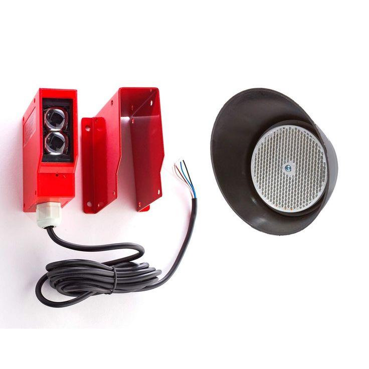 how to bypass garage door safety sensors
