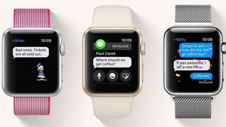 Apple  WhatchOS 4 Chegou cheio de Novidades    A Apple anunciou hoje na sua conferência anual WWDC a nova versão do SO do Apple Watch. O watchOS 4 sofreu agora a maior atualização da plataforma em cerca de um ano. Os aprimoramentos são especialmente na interface nas informação apresentadas ao utilizador. Embora também tenha sido aprimorado a monitorização de trteino e ainda novas funçoes musicais.  Whatch Face  A Whatch Face está ligada à SIri permitindo assim apresentar ao utilizador as…