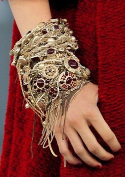 #fashion items#accessories #bracelet #bangles #beads #red #garnet #ruby #silver #jewelry #chains #bohemian #boho #chic #gypsy #tribal